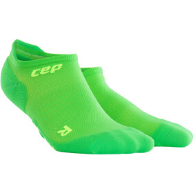 cep Dynamic+ Ultralight Calcetines No Show Hombre, viper/green